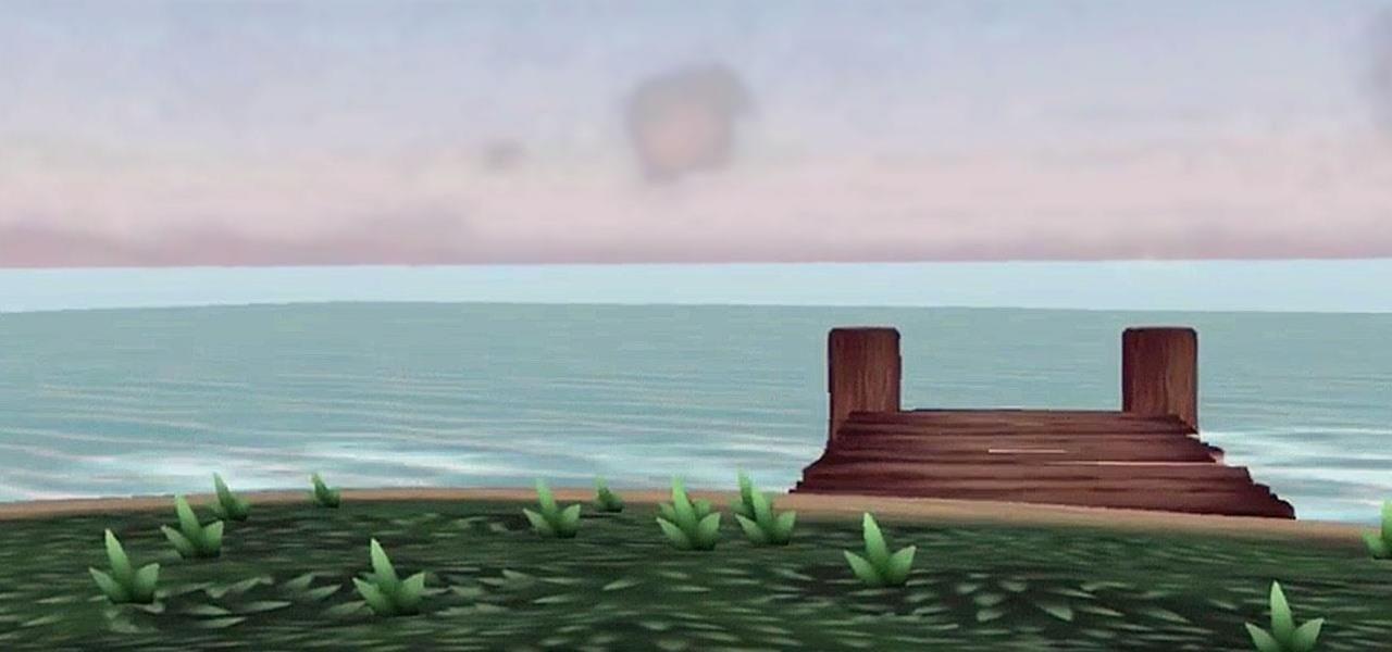 HoloIsland Turns Any Room into a Tropical, Mixed Reality Island