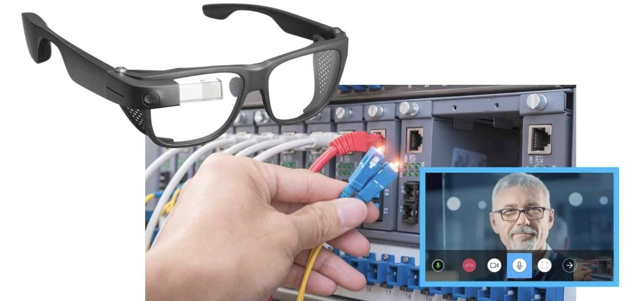 remote assistance continues to make inroads via Google Glass