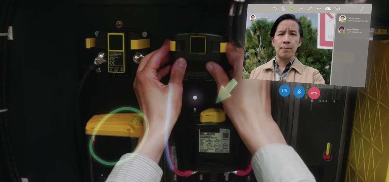 Microsoft Unveils Remote Assist & Layout, New HoloLens Apps Aimed at Workforce Productivity