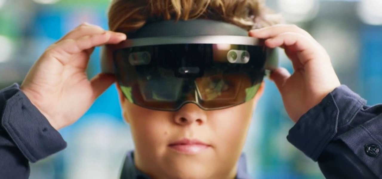 Microsoft Video Shows Off BAE Systems' HoloLens-Powered Manufacturing Training Solution
