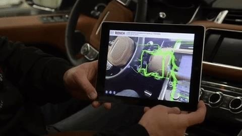 Bosch Wants to Speed Up AR Adoption in the Auto Industry