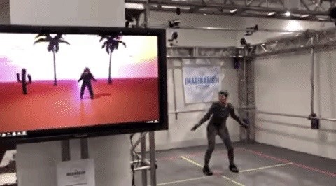 Inside Magic Leaps Cinematic Partnership with Andy Serkis & The Imaginariums Experimental Motion Capture Experience