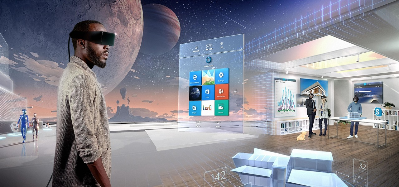 Rumor Roundup: A New Microsoft HoloLens Could Be Coming in