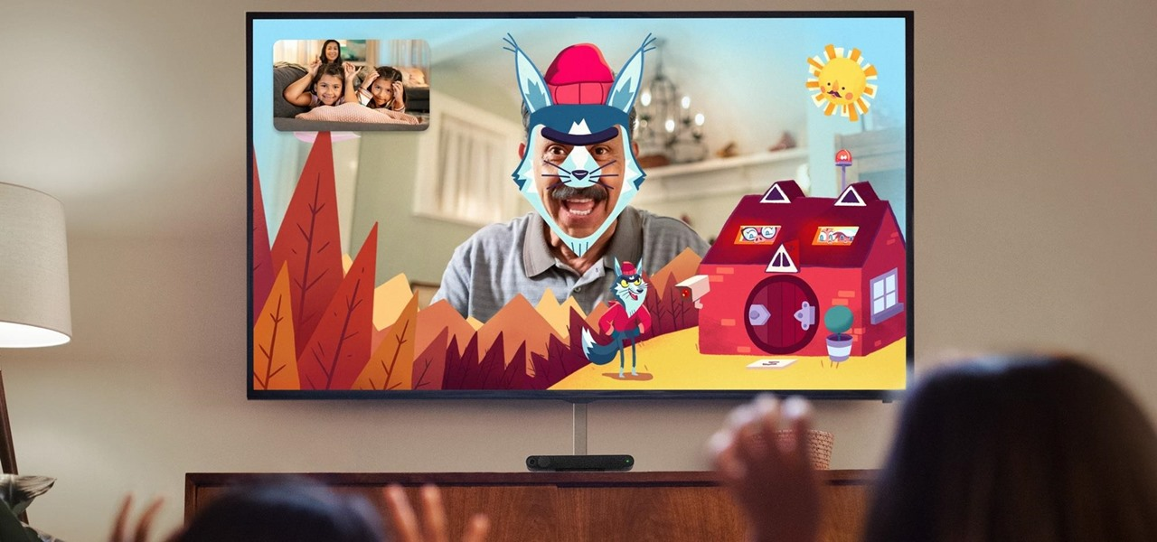 Facebook Pioneers Augmented Reality for the TV with Latest Portal Hardware
