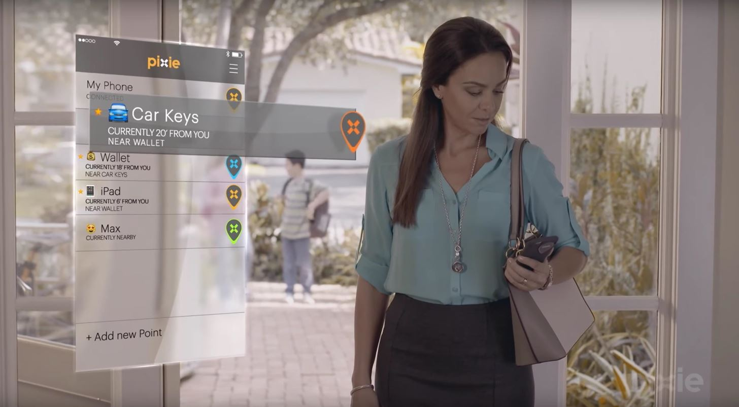 Pixie for iPhones Uses Augmented Reality to Help Find Your Lost Wallet or Keys