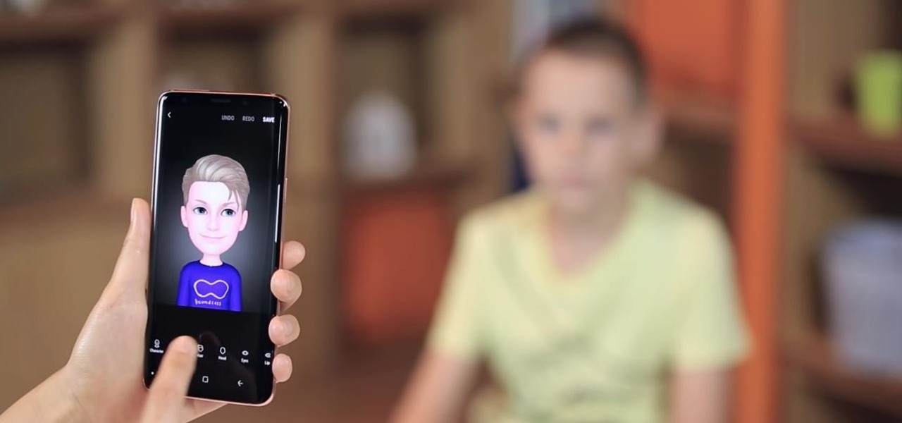 Samsung Updates AR Emoji with Better Tracking & Facial Features