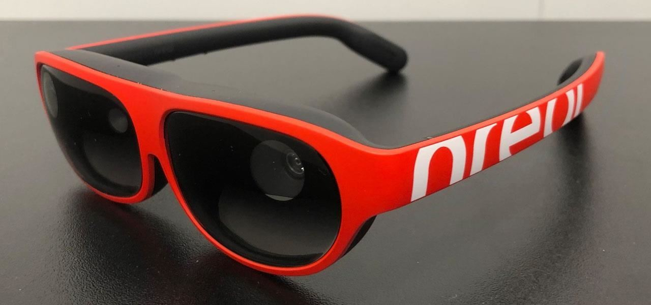 Hands-On: Hands-On with the Nreal Light, Smartphone-Powered Augmented Reality Immersion