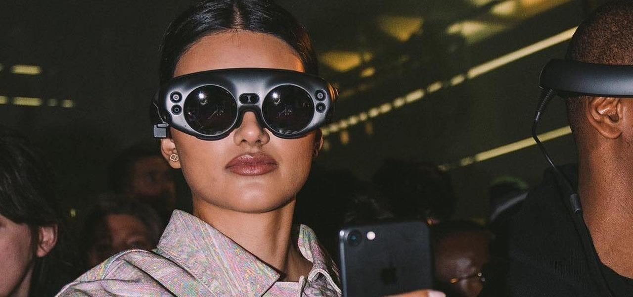 Magic Leap & Three UK Power 5G Augmented Reality Fashion Show at London Fashion Week