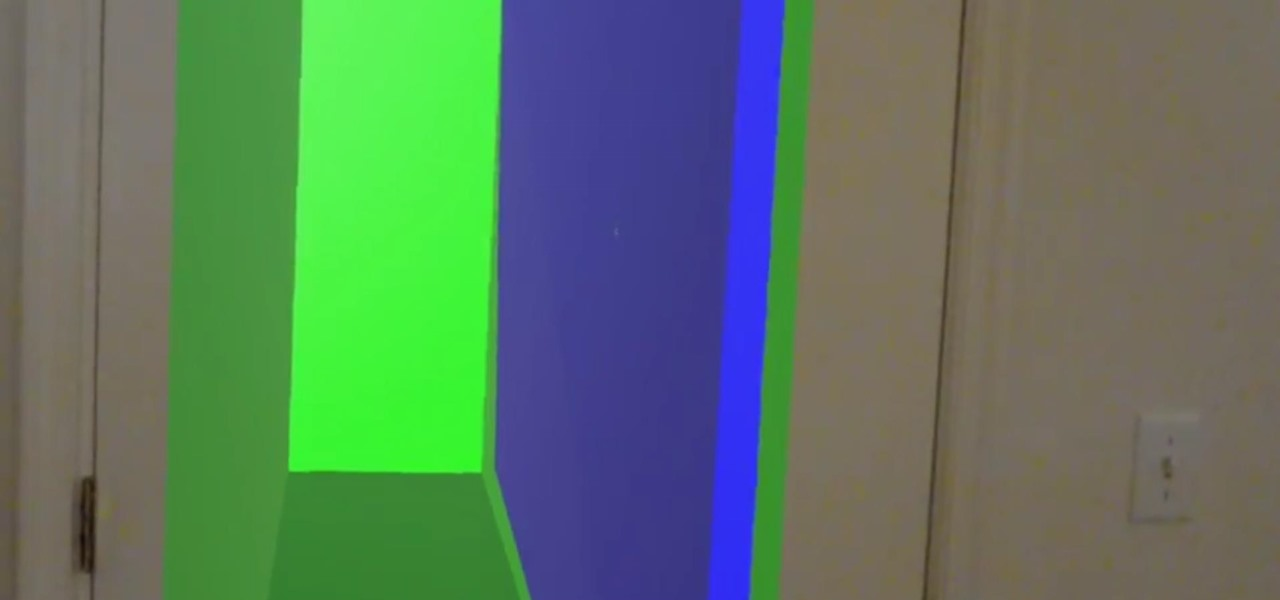 Using the HoloLens & Subtractive Spatial Modeling to Make a Room Seem Larger