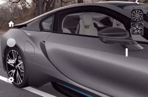 BMW Uses ARKit to Let You Customize Your New Car in iOS
