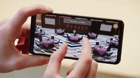 Qualcomm & Accenture upgrade of event planning with AR app for Nreal Light & Mobile