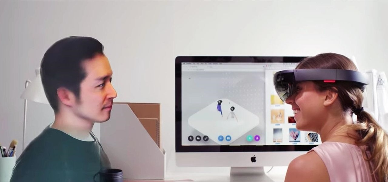 Hands-On with Spatial's Remote Meeting App on Microsoft HoloLens