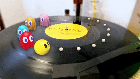 Google Adds Pac-Man, Hello Kitty & More Japanese Anime & Video Game Characters to AR Search