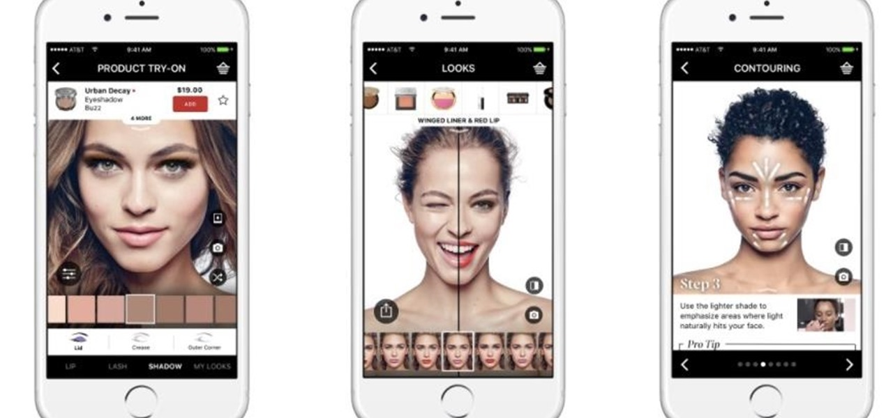 Sephoras Modiface Powered Ar App Gives Users Even More Makeup