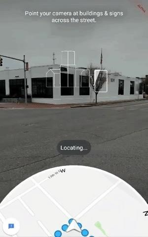 Hands-On with Google Maps Walking AR navigation experiment, a look at our Smartglasses Future