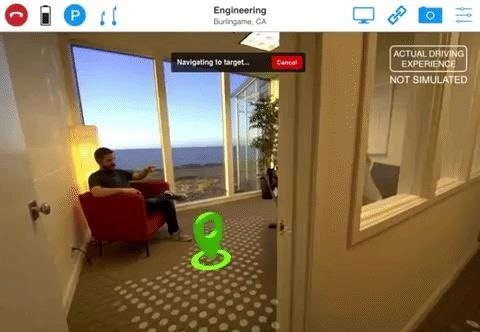 Augmented Reality Simplifies Driving with the New Double 3 Telepresence Robot