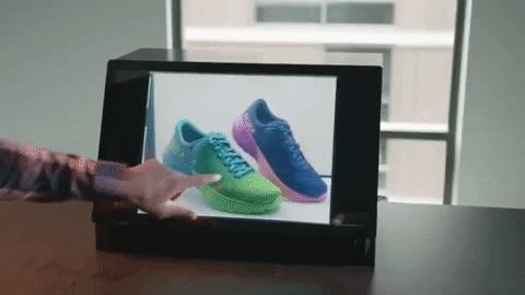Adobe Previews Stationary Augmented Reality Display, called Project Glasswing