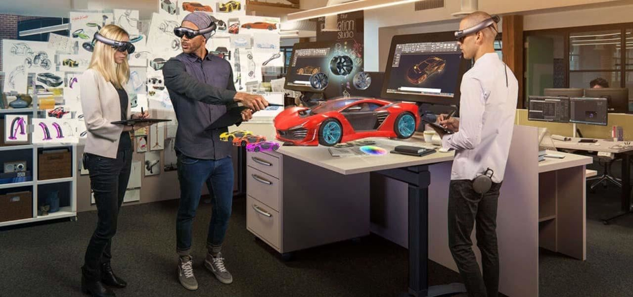 Wacom Video Shows Off More of Magic Leap's Upcoming Design & Drawing Software Spacebridge