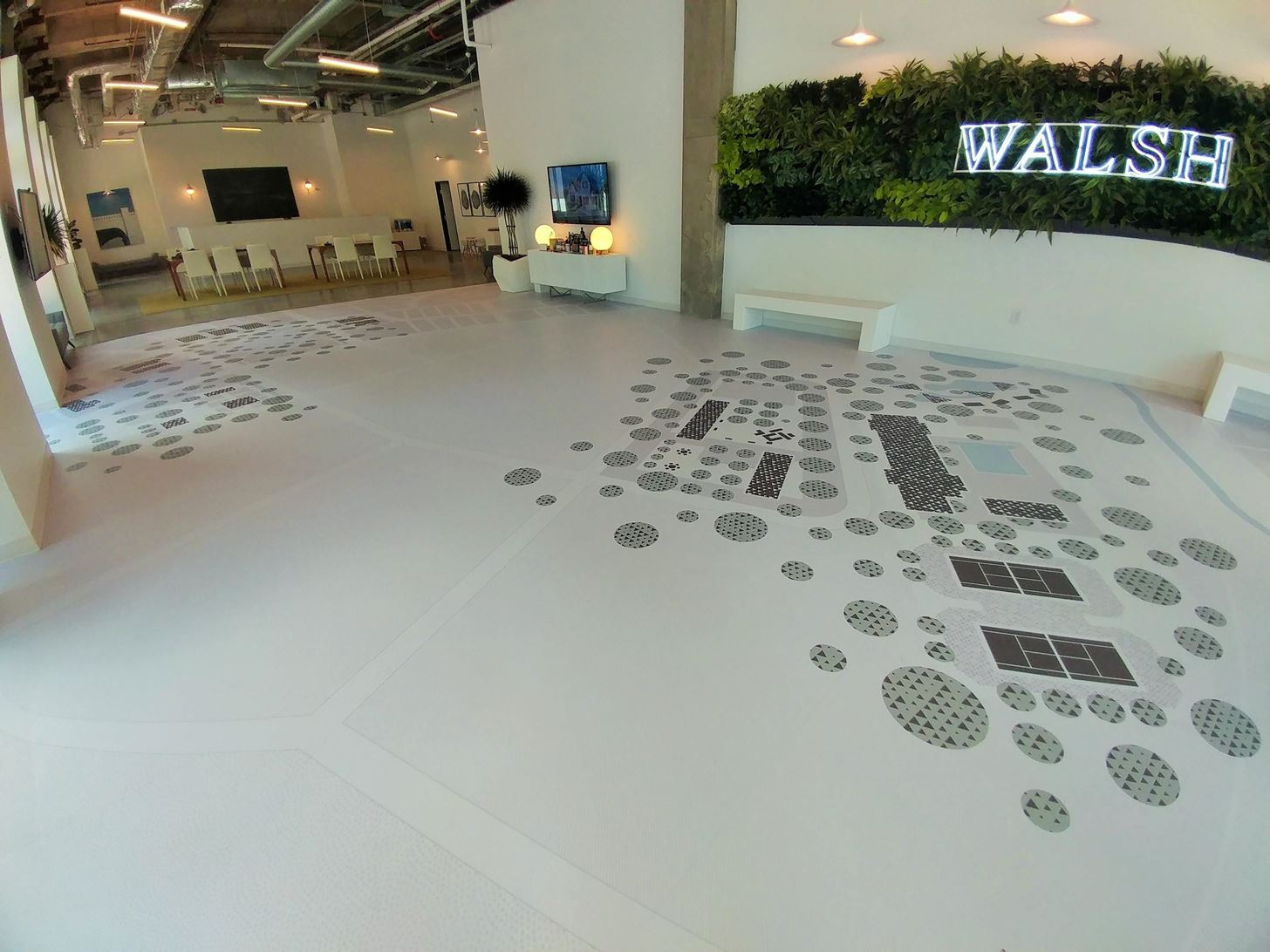 Tech-Savvy Walsh Community Previewed Through Augmented Reality with Pre-ARKit iOS