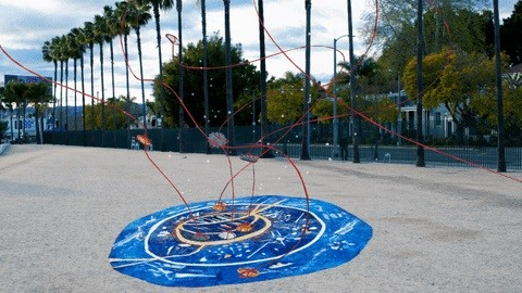 Snap Teams with LACMA & LA Artists to Launch Location-Based AR Art Monuments Around the City