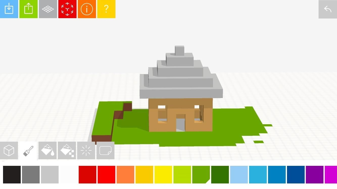 Apple AR: Tayasui Blocks Gives iPhones & iPads a Knock-Off Lego AR Experience