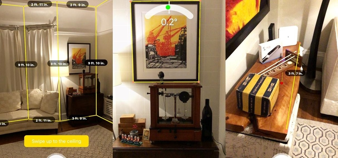 Occipital's ARKit App Offers Room Scanning on Par with Tango for iPhones