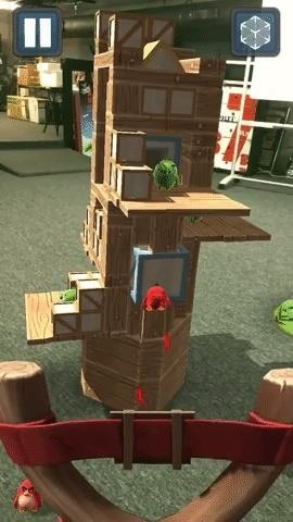 Hands-On: Angry Birds AR: Isle of Pigs Reinvents Franchise for Mobile, but Smartglasses is Its Destiny