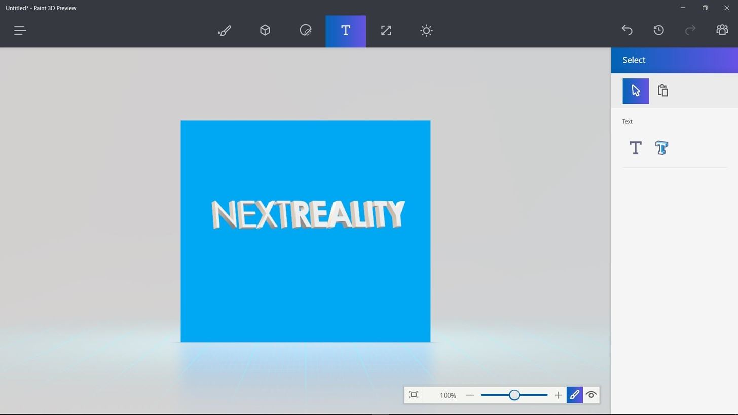 Microsoft Gives Windows Insiders Peek into New Paint 3D