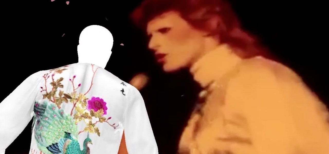David Bowie's Legacy Lives On in Forthcoming Augmented Reality App