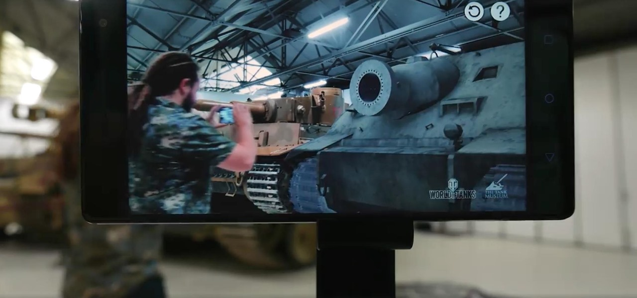 World of Tanks Is Bringing Us This Mind-Blowing AR Museum Attraction