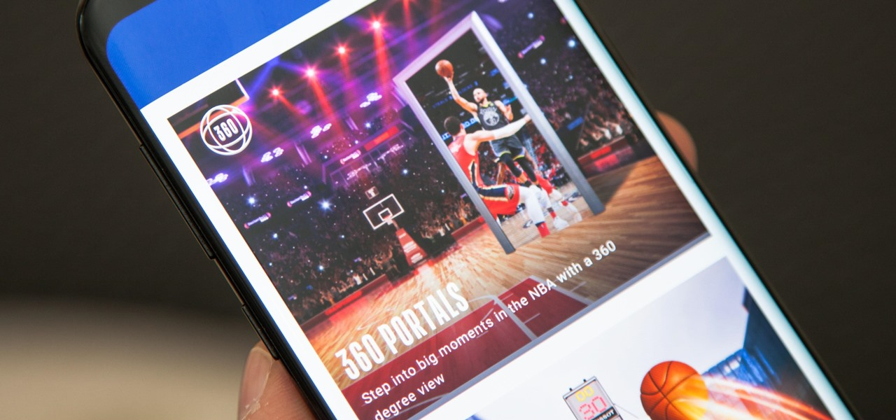 NBA AR App Launches on Android & Adds Portals to Playoffs - F3News