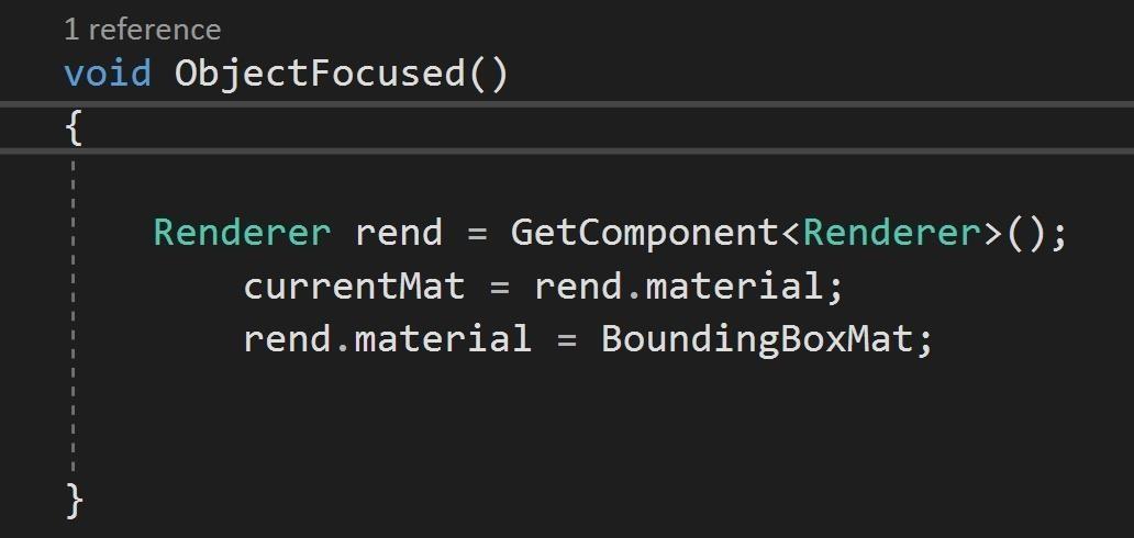 HoloLens Dev 101: Building a Dynamic User Interface, Part 3 (Focus & Materials)