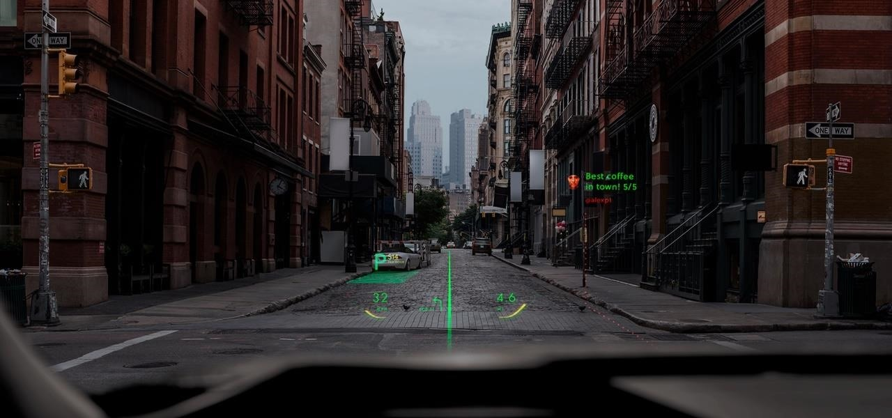 WayRay Gives Developers the Wheel in Effort to Create AR Apps of the Future with True AR SDK