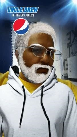 Lionsgate & Pepsi Launch Snapchat Augmented Reality Experiences to Promote NBA Star-Packed 'Uncle Drew'