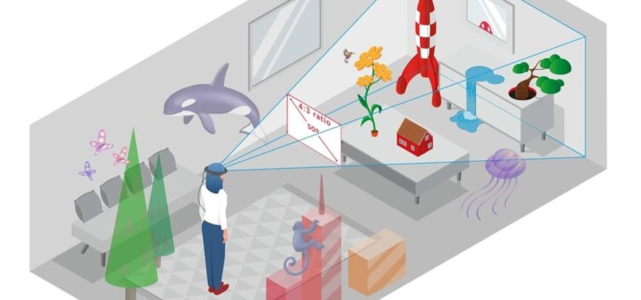 Magic Leap One Field of View Specs Finally Uncovered