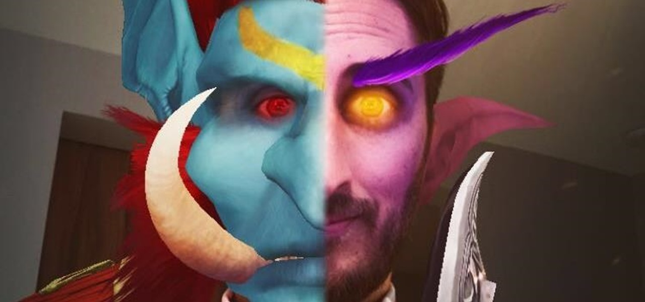 Blizzard Transforms Snapchat with World of Warcraft 15th Anniversary AR Lenses