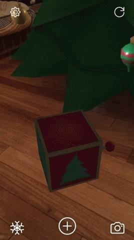Apple AR: Deck Your Halls with Boughs of AR via IKEA Place & Other Holiday-Themed Apps