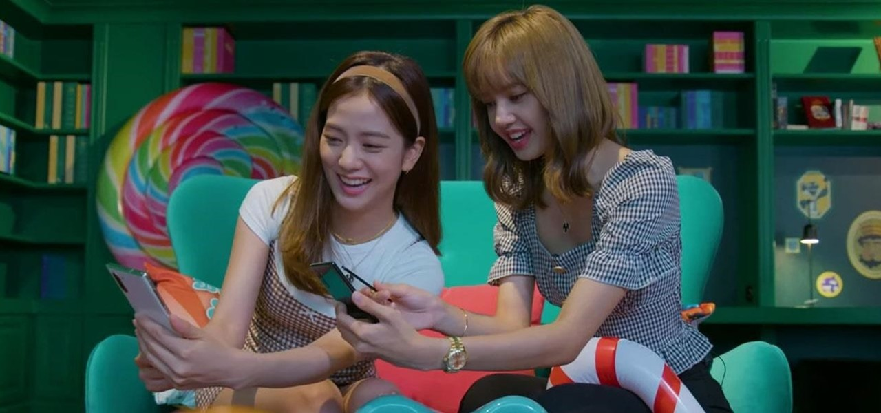 K-Pop Stars from BlackPink Debut New AR Feature on Candy Crush Friends Saga for Samsung Galaxy Note10 & Note10+
