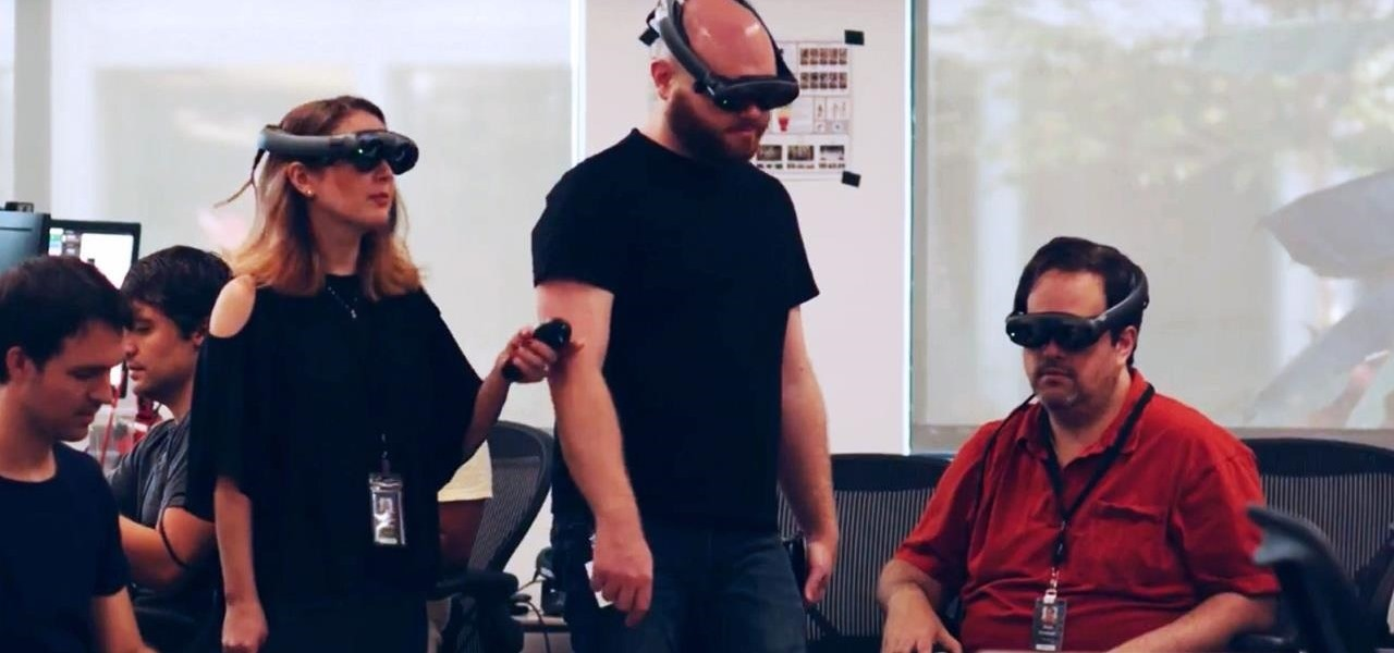 Magic Leap & Sigur Rós Video Reveals Behind the Scenes Development of Tónandi Augmented Reality Music App