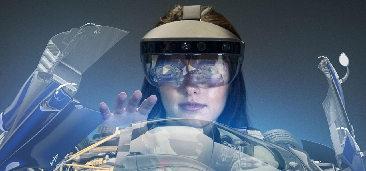 Meta 2 Augmented Reality Headset Available to Businesses Through Dell Starting in February