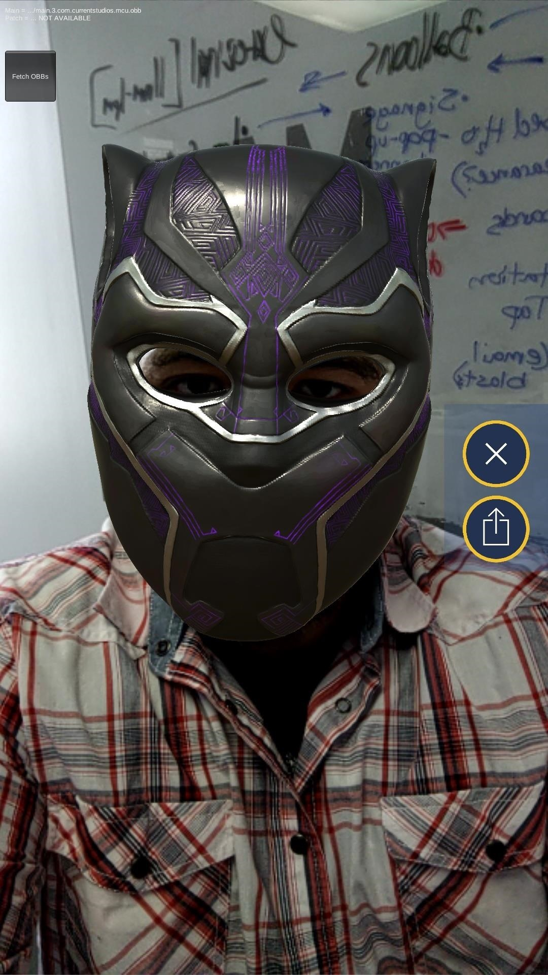 Walmart Shoppers Can Now Use Their Smartphones to Become Marvel's Black Panther via Augmented Reality