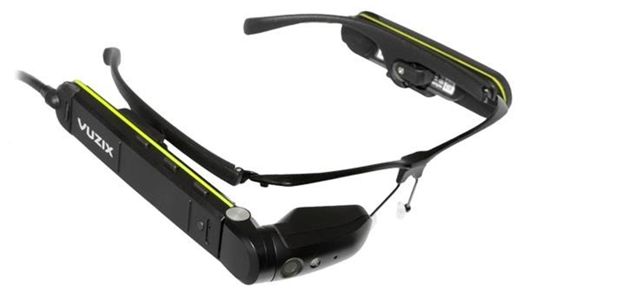 Now Anyone Can Order Vuzix M300 Smart Glasses