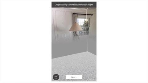 Apple AR: Wipe Your Room Clean & Fill It with New Furniture in Pottery Barn's New AR App