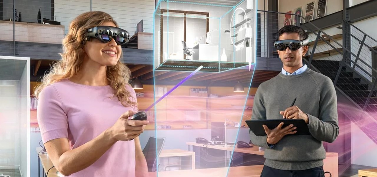 Magic Leap CEO Teases Secret New AR Virtual Meetings App Called 'C3' Being Used Internally