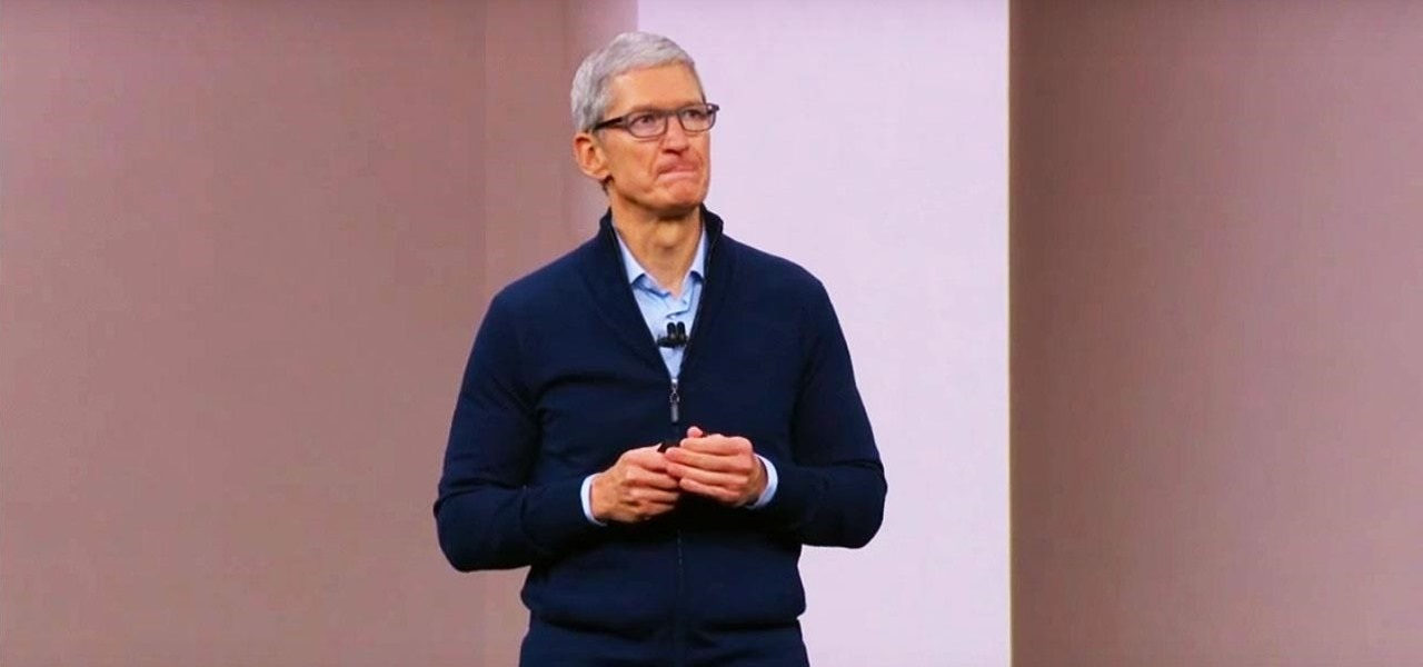 This Is What Apple CEO Tim Cook Said When Cornered About Possible AR Smartglasses