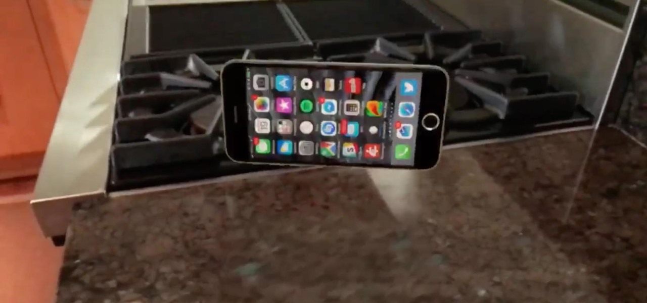 Watch This Phone Levitate Before Your Eyes
