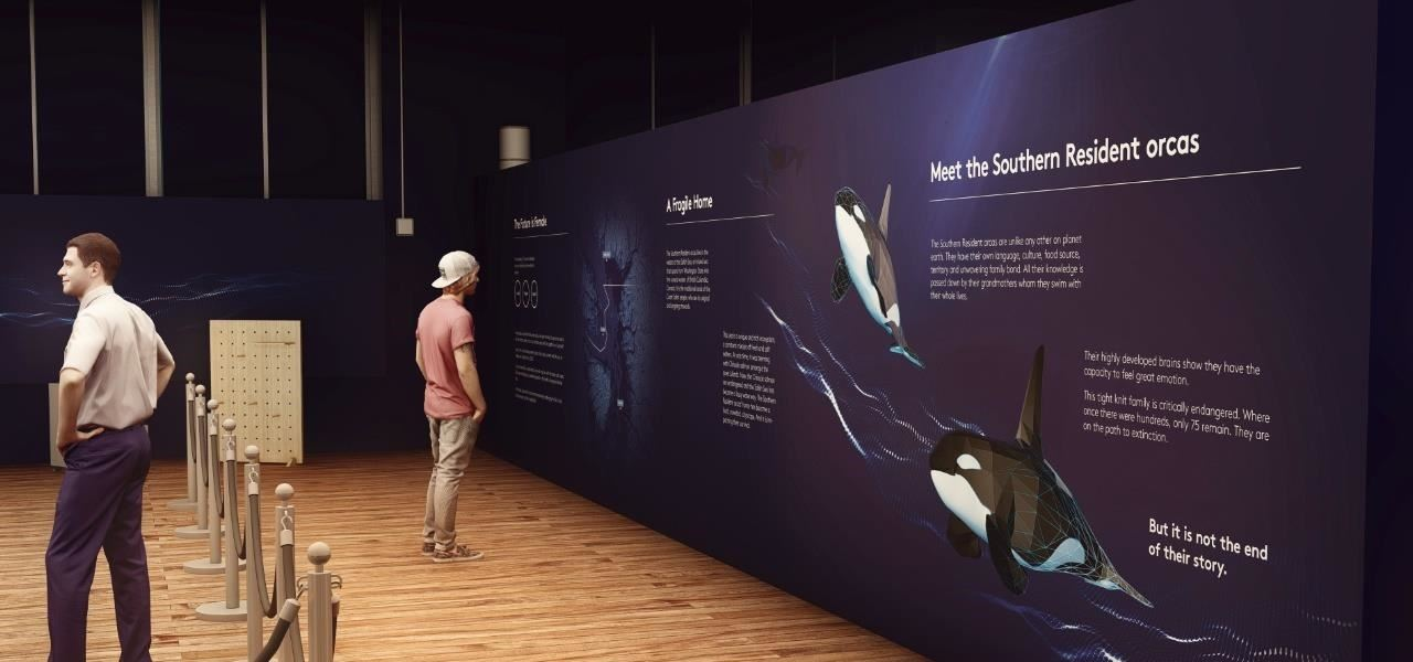 Microsoft HoloLens 2 & Unity Used to Highlight the Threat to Endangered Whales at the Smithsonian