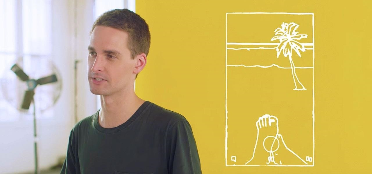 Snapchat CEO Evan Spiegel Revamps App's Content Strategy, Keeping Camera & AR at the Center