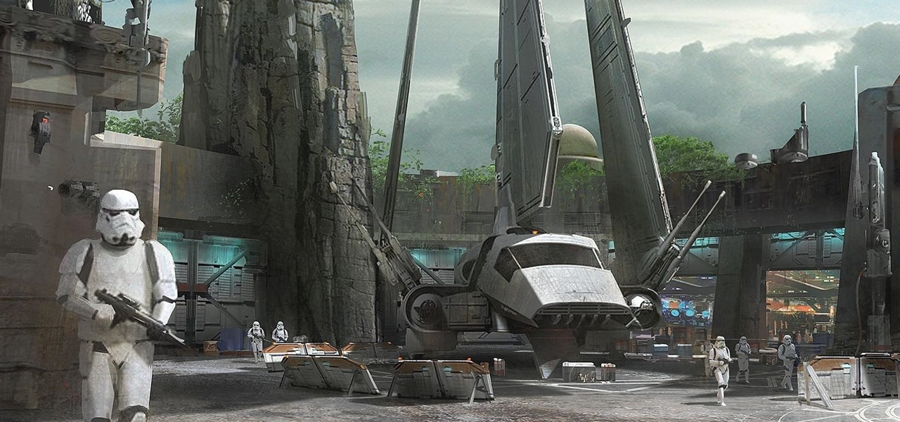 How Big of a Role Will AR Play at Star Wars Land?
