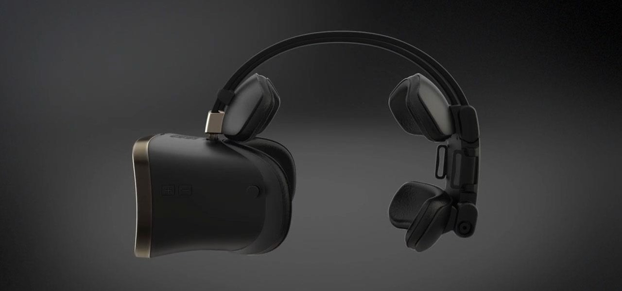 Idealens Standalone Headset Makes VR Mobile Without a Phone